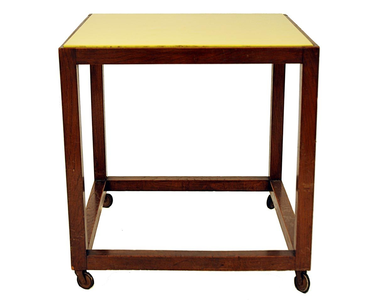 table d 39 appoint en verre et en bois de h tre 1930s en vente sur pamono. Black Bedroom Furniture Sets. Home Design Ideas