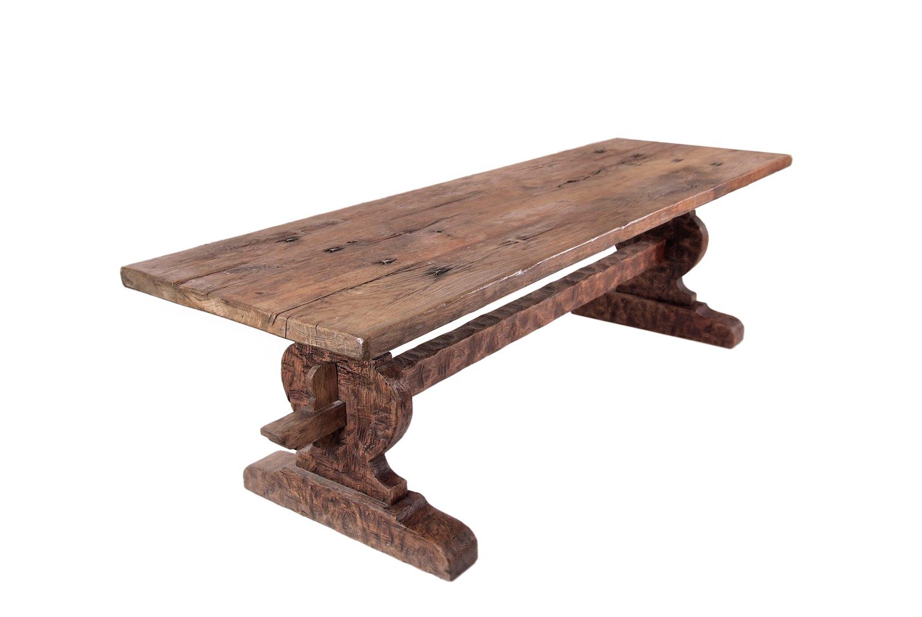 Tavolo Da Refettorio Xix Secolo In Vendita Su Pamono
