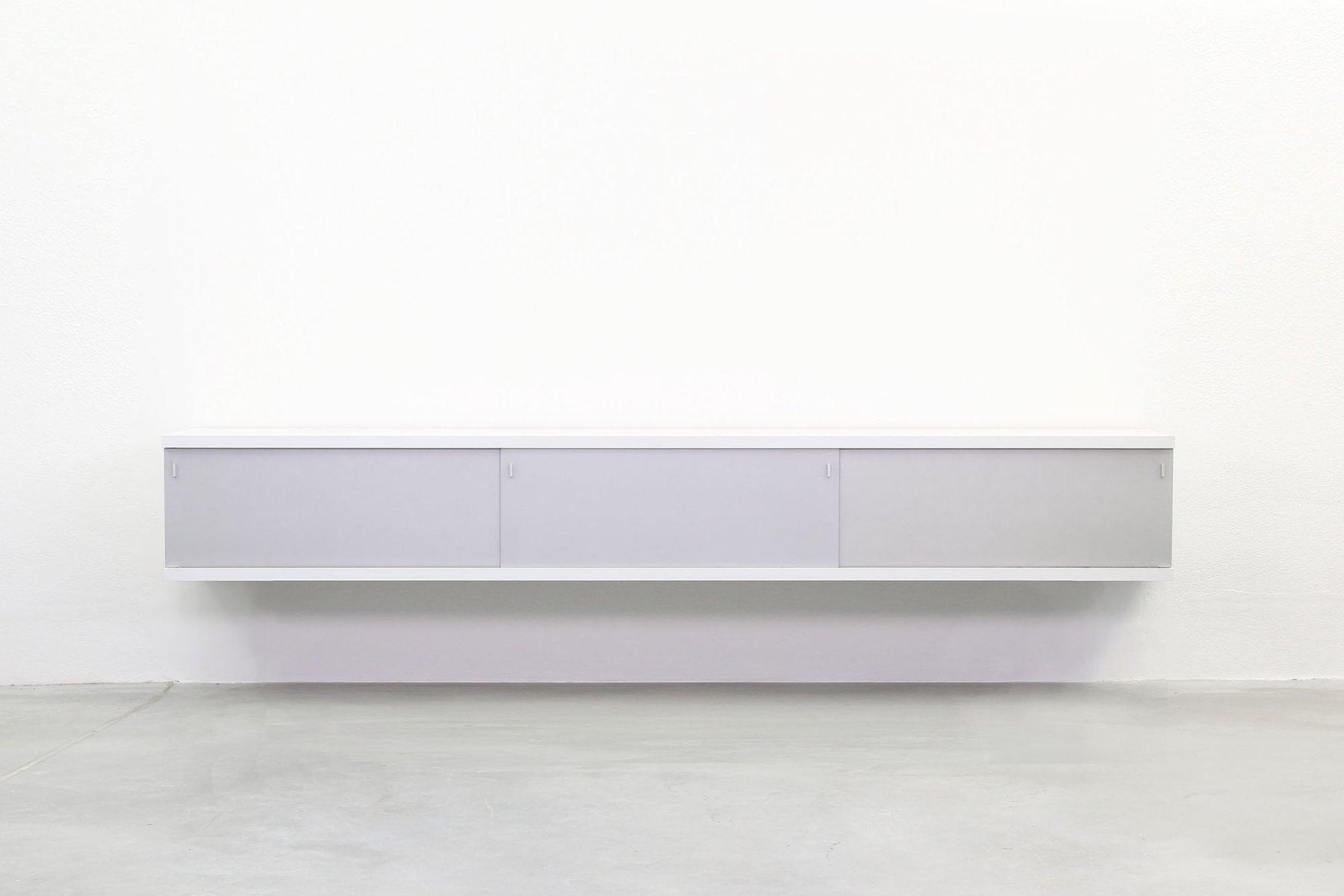 Hängendes Sideboard von Horst Brüning für Behr, 1967
