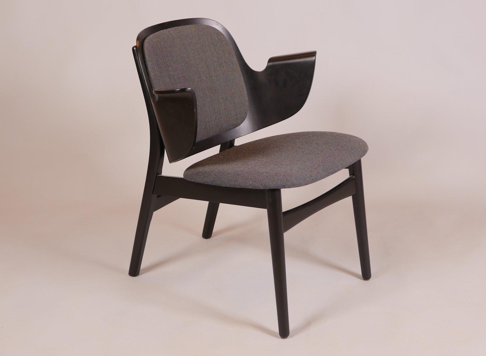 fauteuil d 39 appoint mod le 107 par hovmand olsen pour bramin en vente sur pamono. Black Bedroom Furniture Sets. Home Design Ideas