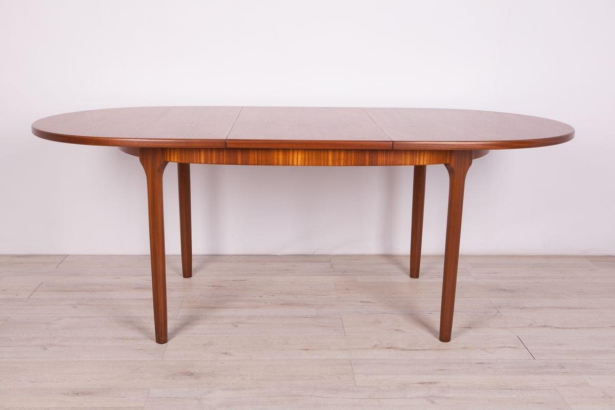 Tavolo Da Pranzo Ovale Allungabile Di Mcintosh Anni 60 In Vendita Su Pamono