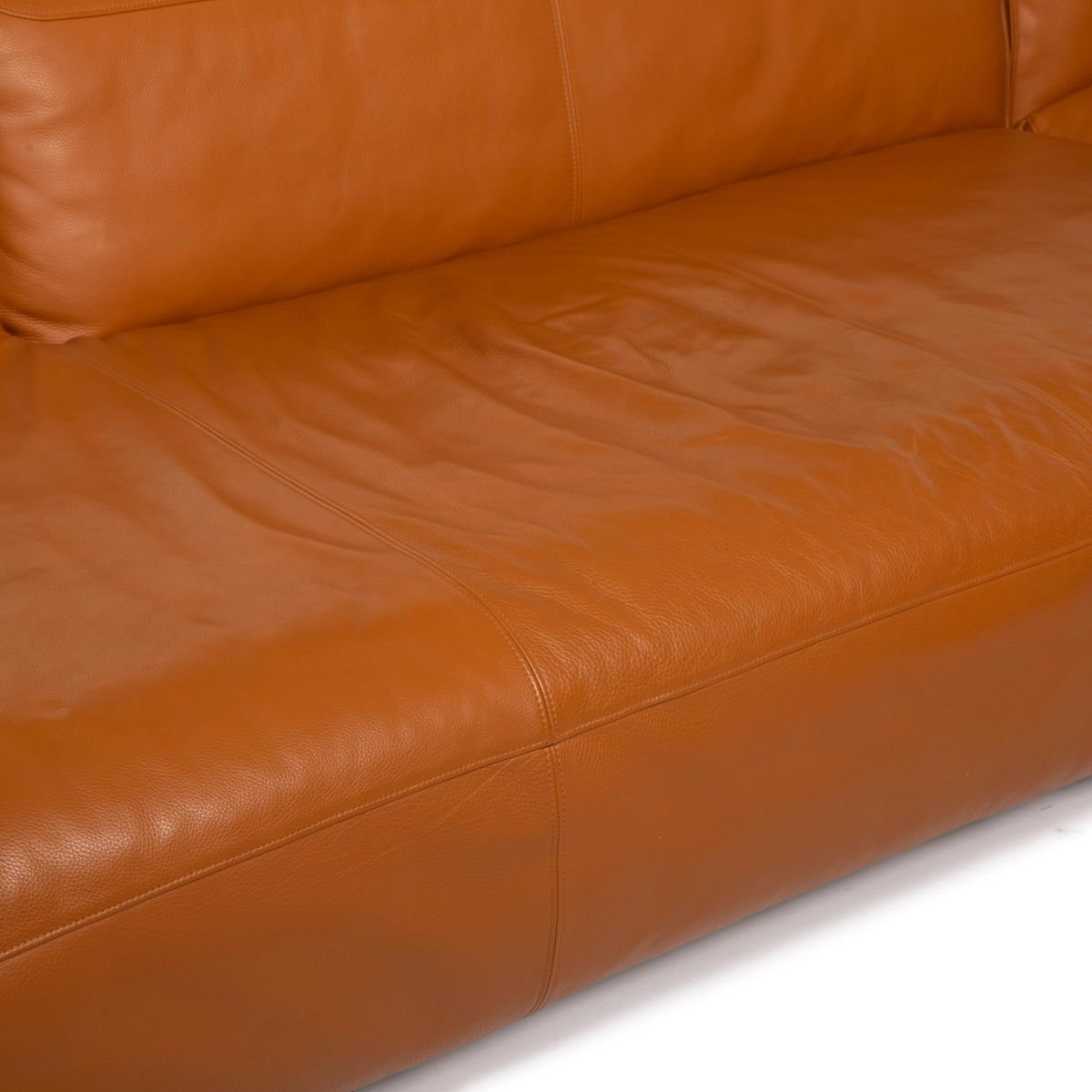 Mio Leather Sofa By Rolf Benz For Sale At Pamono