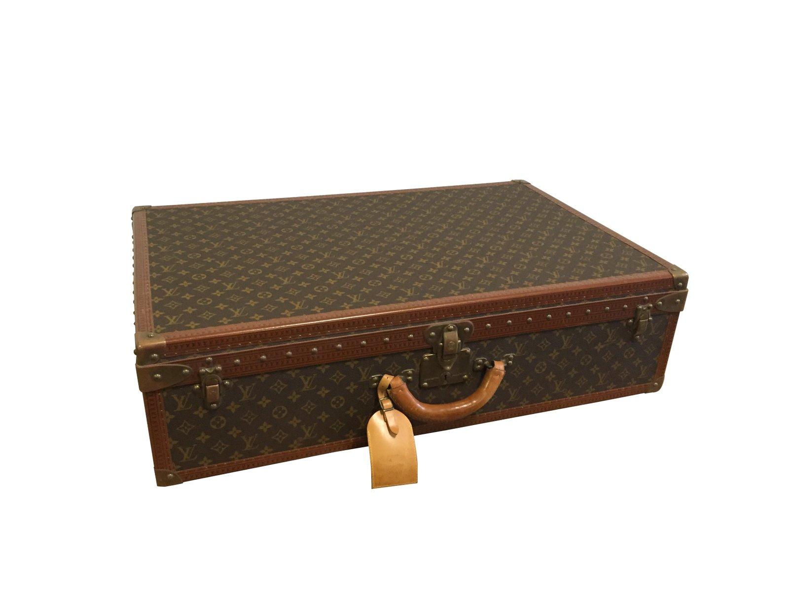 68dd0d4ec42f Malle Louis Vuitton Vintage en vente sur Pamono