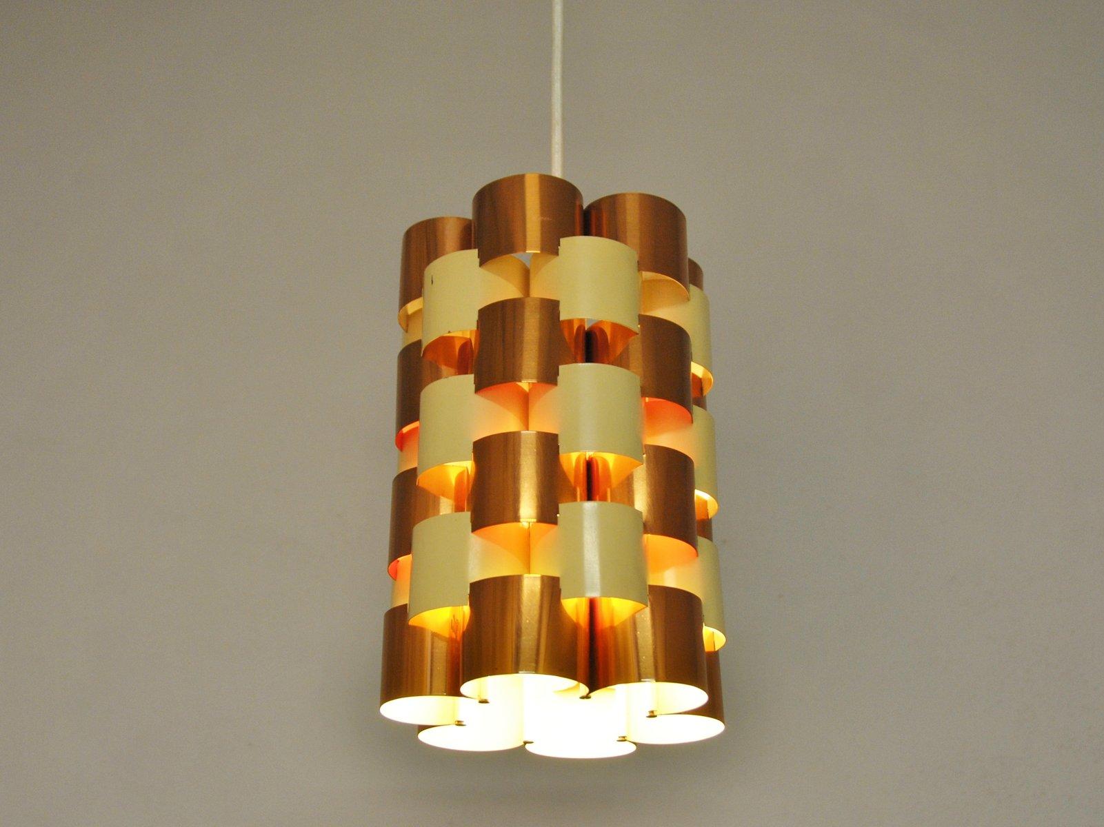 lampe suspension vintage scandinave 1960s en vente sur pamono. Black Bedroom Furniture Sets. Home Design Ideas