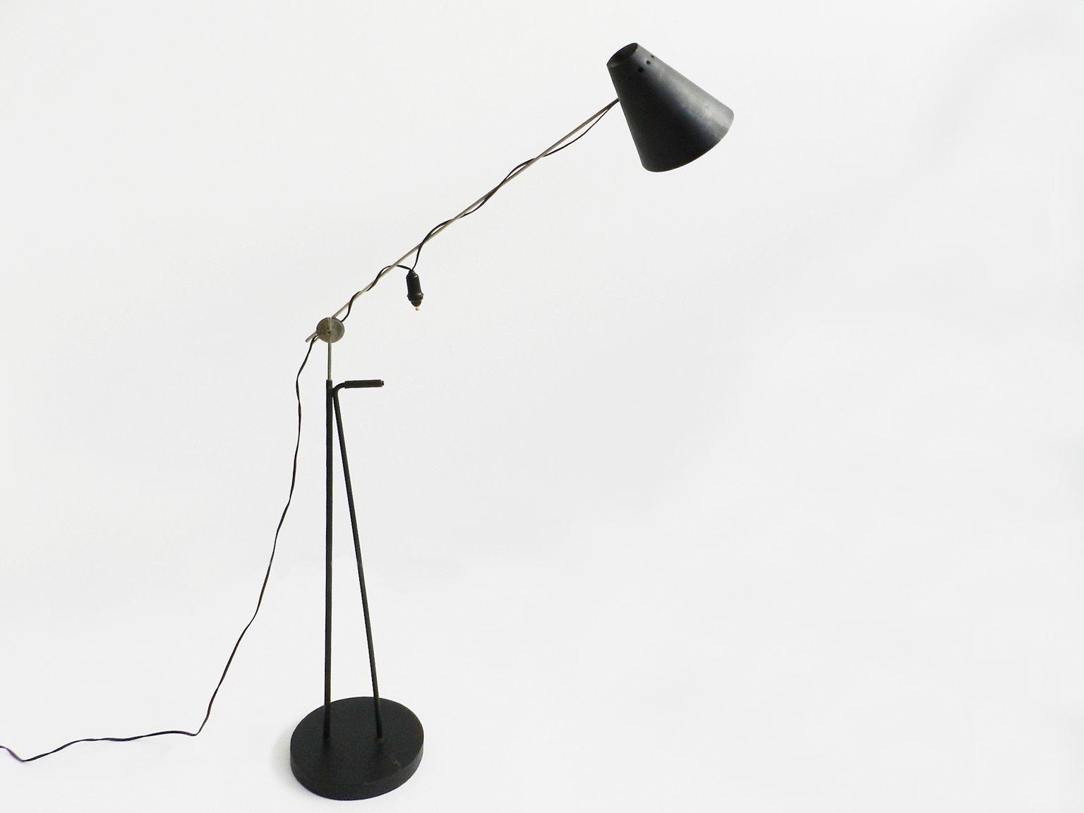 Schweizerische Verstellbare Stehlampe