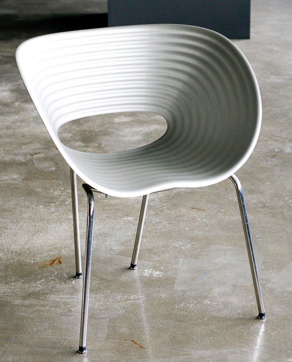 Limitierte Edition Tom Vac Stuhl aus Aluminium von Ron Arad