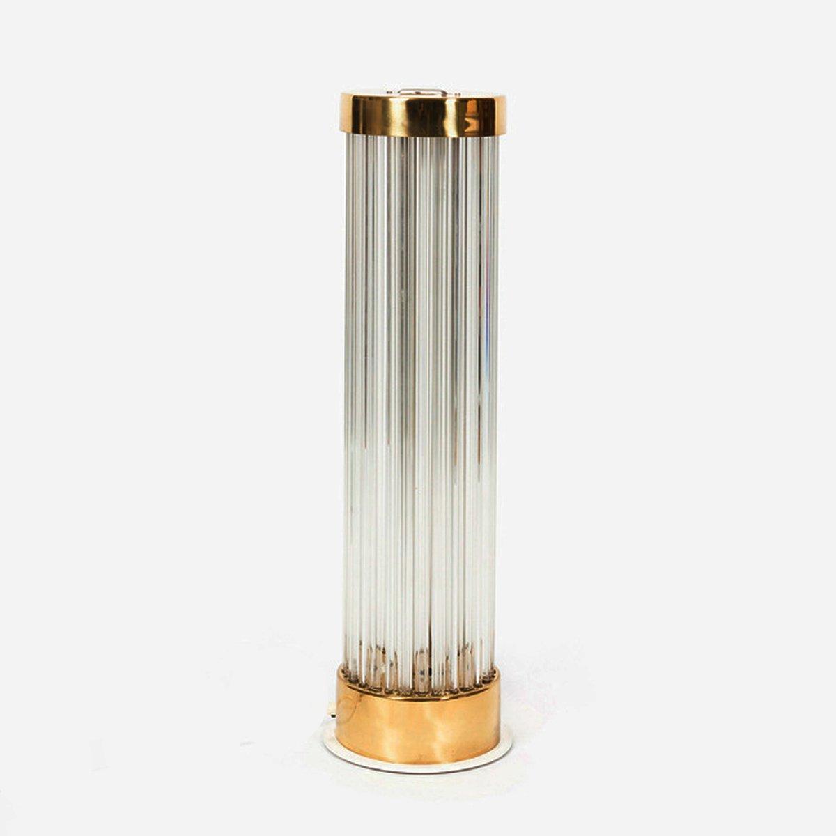 Vintage Stehlampe von Preciosa, 1970er