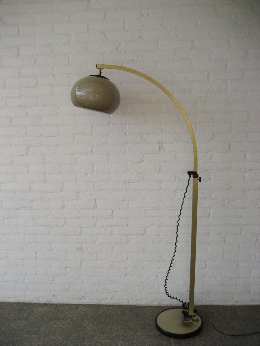 Vintage French Arc Floor Lamp 1970s For Sale At Pamono