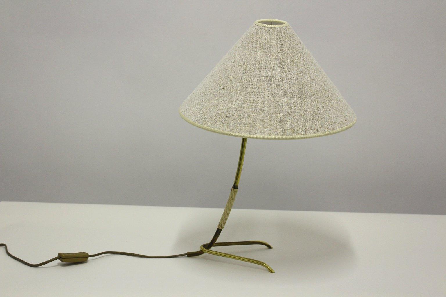 Häschen Modell Tischlampe von J.T. Kalmar, 1960er