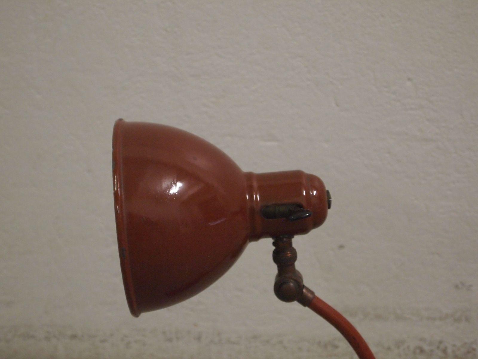 Lampe de bureau bordeaux par bag turgi 1930s en vente sur pamono - Bureau virtuel bordeaux 3 ...
