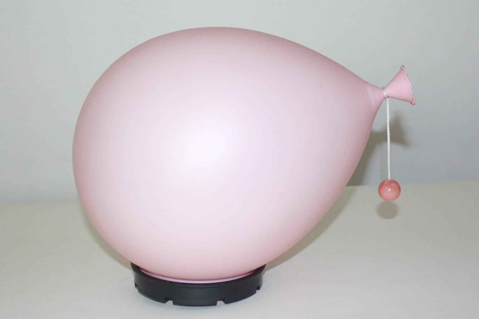 Balloon Deckenlampe von Yves Christin für Bilumen, 1980er