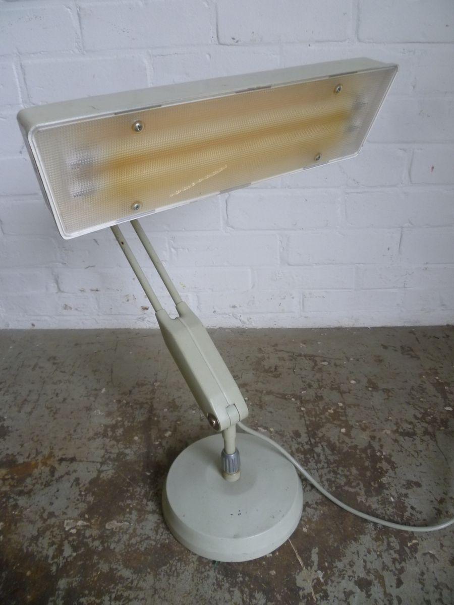 lampe de bureau d 39 architecte de kumewa suisse 1950s en vente sur pamono. Black Bedroom Furniture Sets. Home Design Ideas