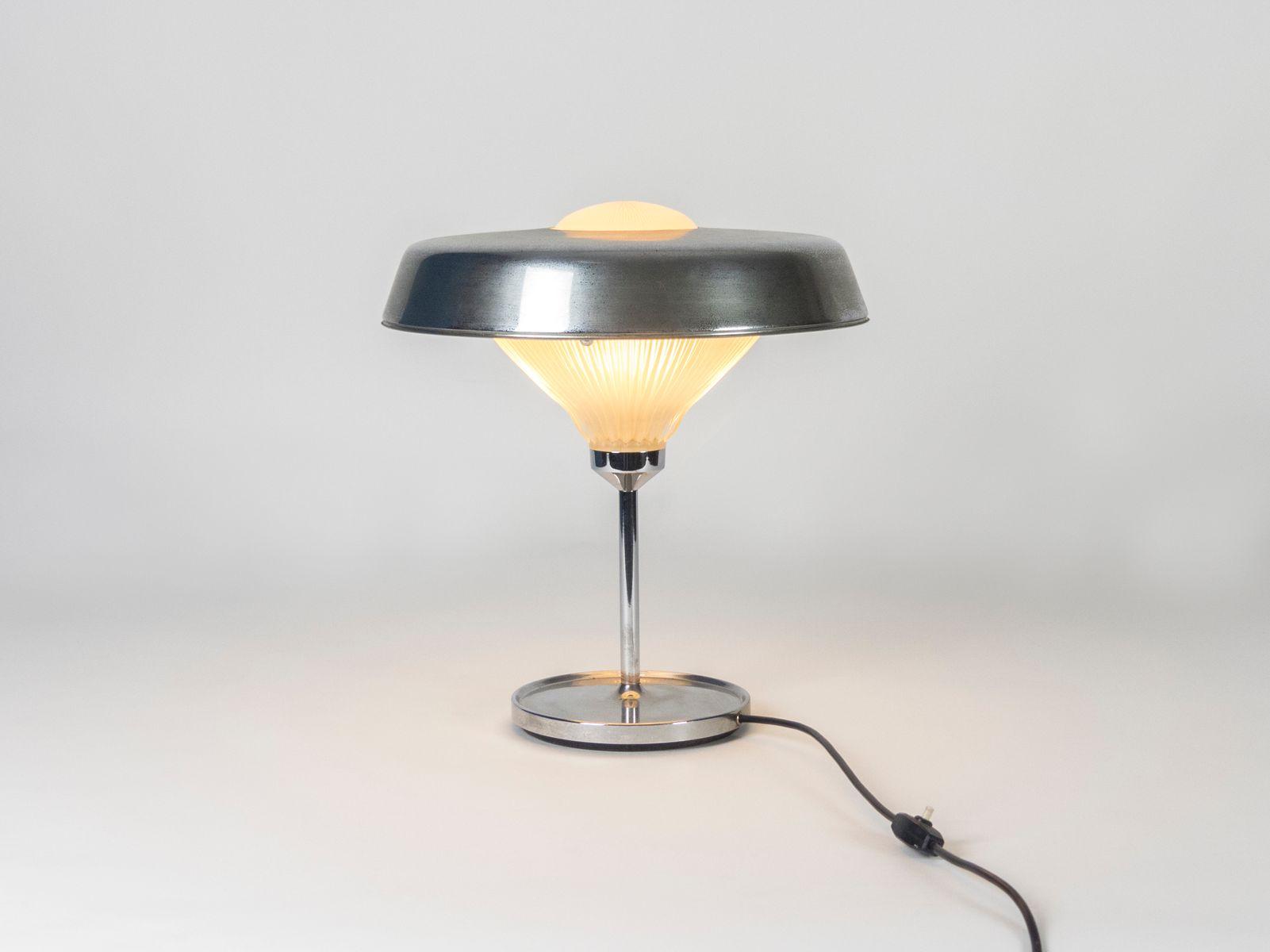 Vintage Ro Tischlampe von Studio BBPR für Artemide