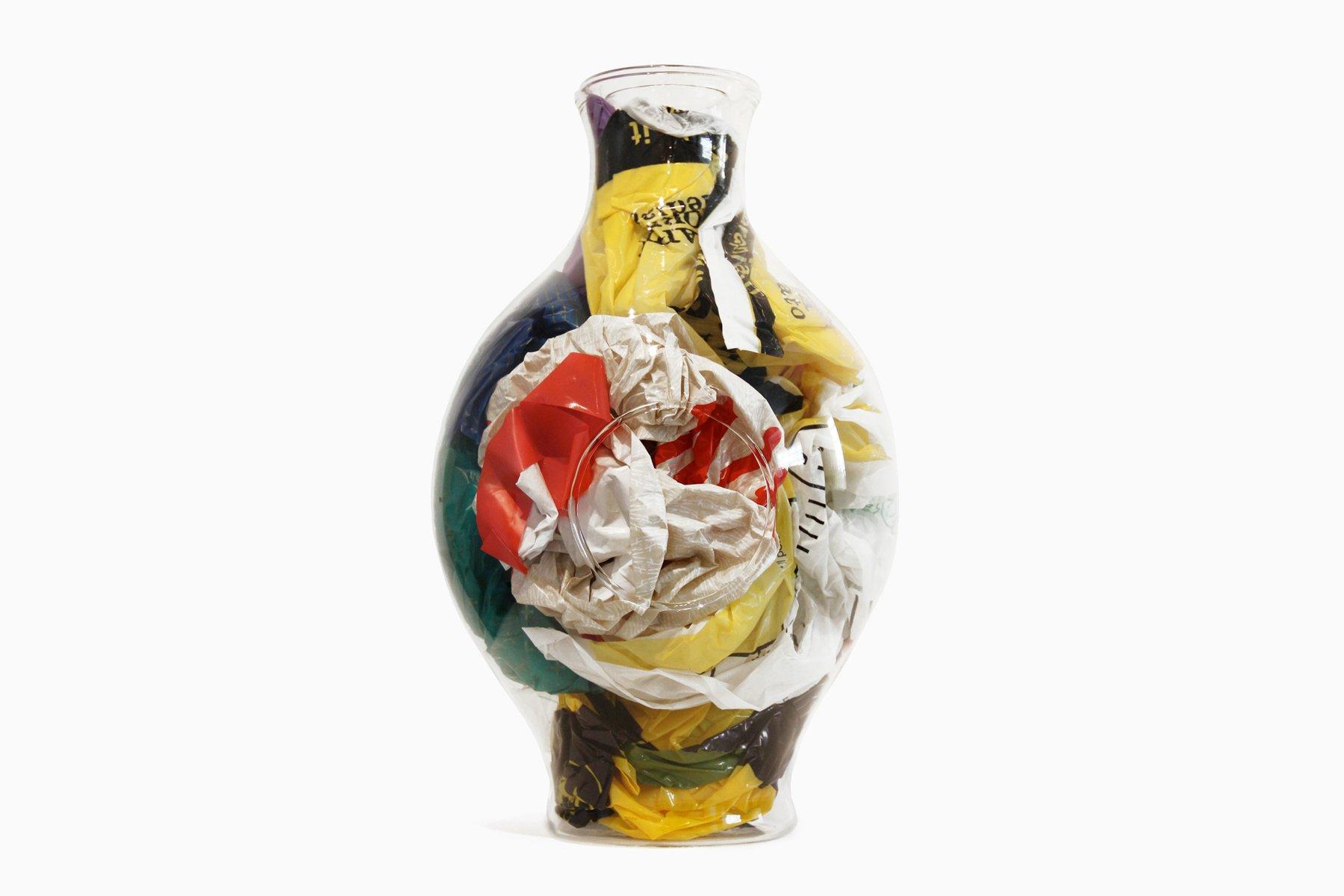 Crateri #1 Vase by Andrea Anastasio