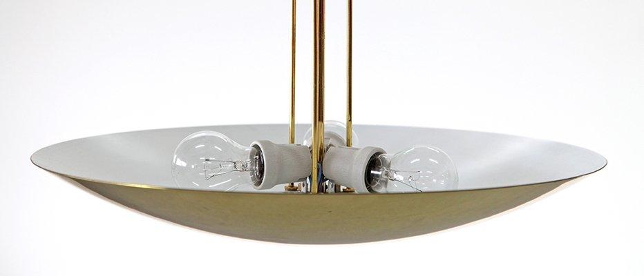 Deckenlampe von J.T. Kalmar für Kalmar, 1960er