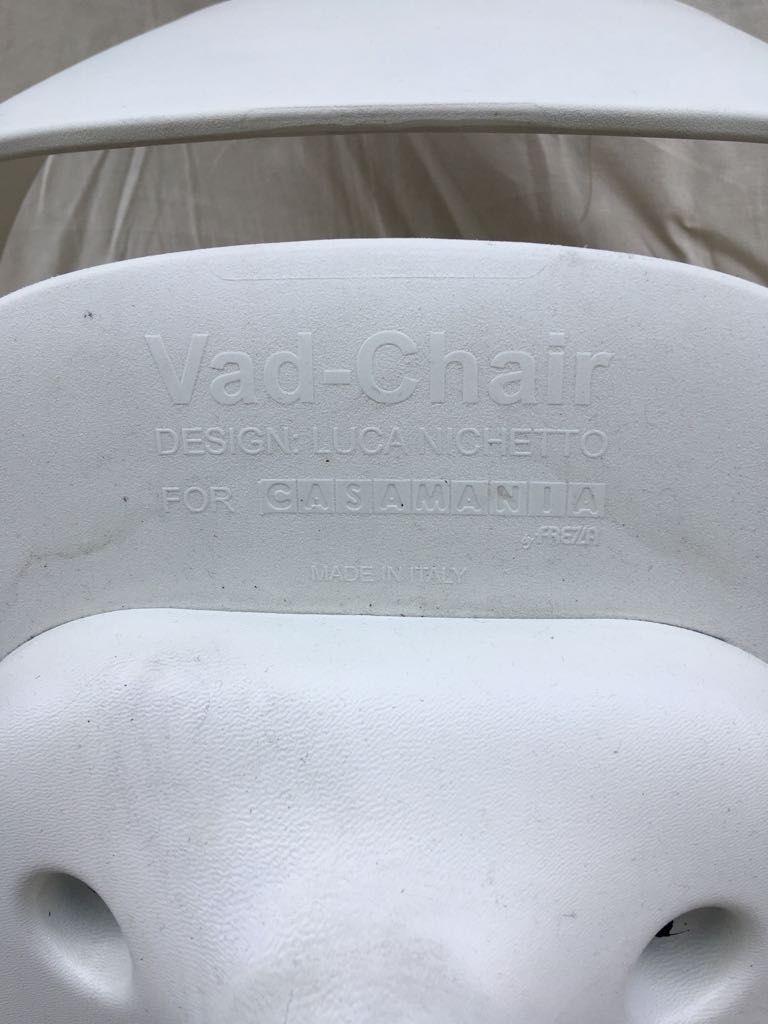 Vintage Vad Chairs von Luca Nichetto, 2er Set