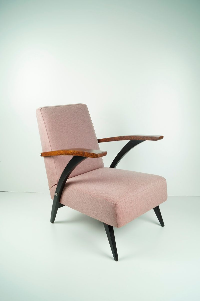 Polnischer Mid-Century Sessel