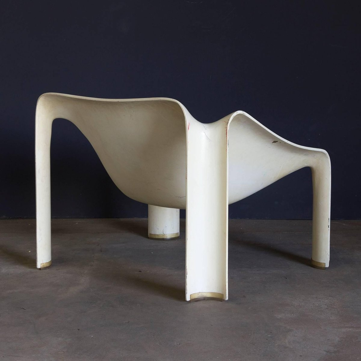 fauteuil mod le f303 par pierre paulin pour artifort 1963. Black Bedroom Furniture Sets. Home Design Ideas
