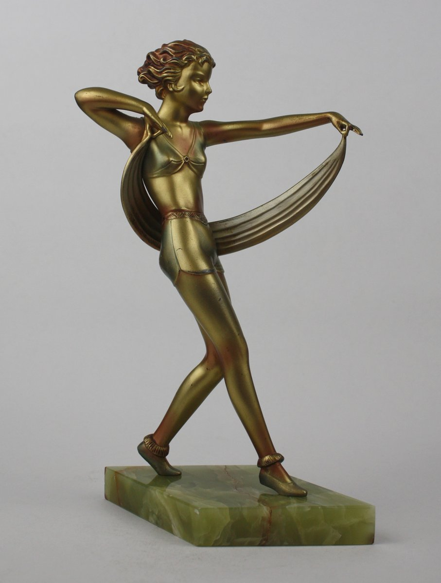 Art Deco Figure | eBay
