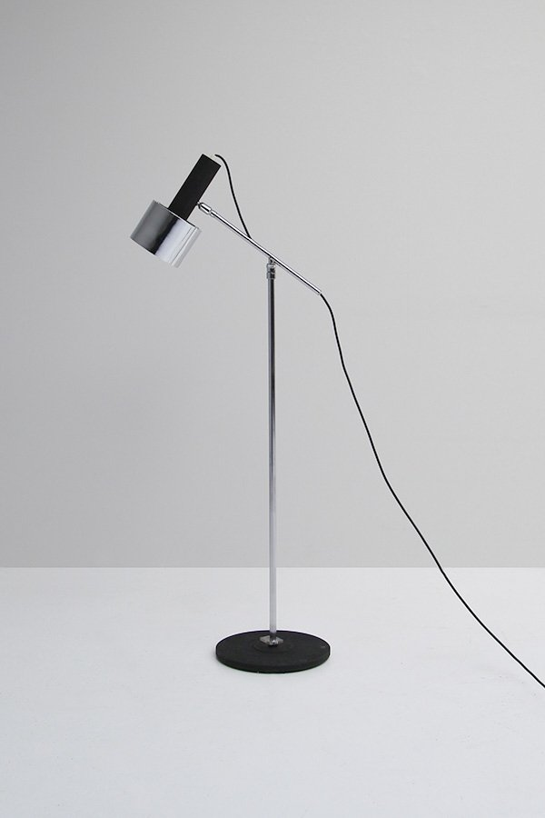 Adjustable floor reading lamp 1970s for sale at pamono adjustable floor reading lamp 1970s 6 123500 no aloadofball Gallery