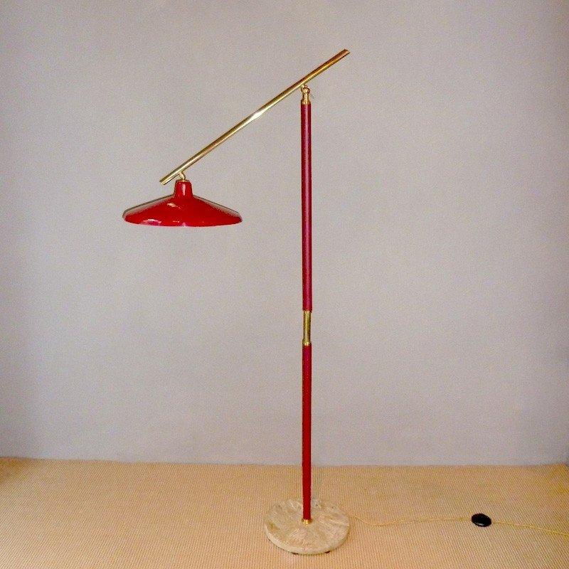 Vintage Stehlampe, 1960er