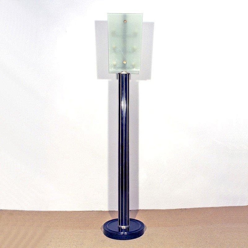 Italienische Art Déco Stehlampe, 1930er