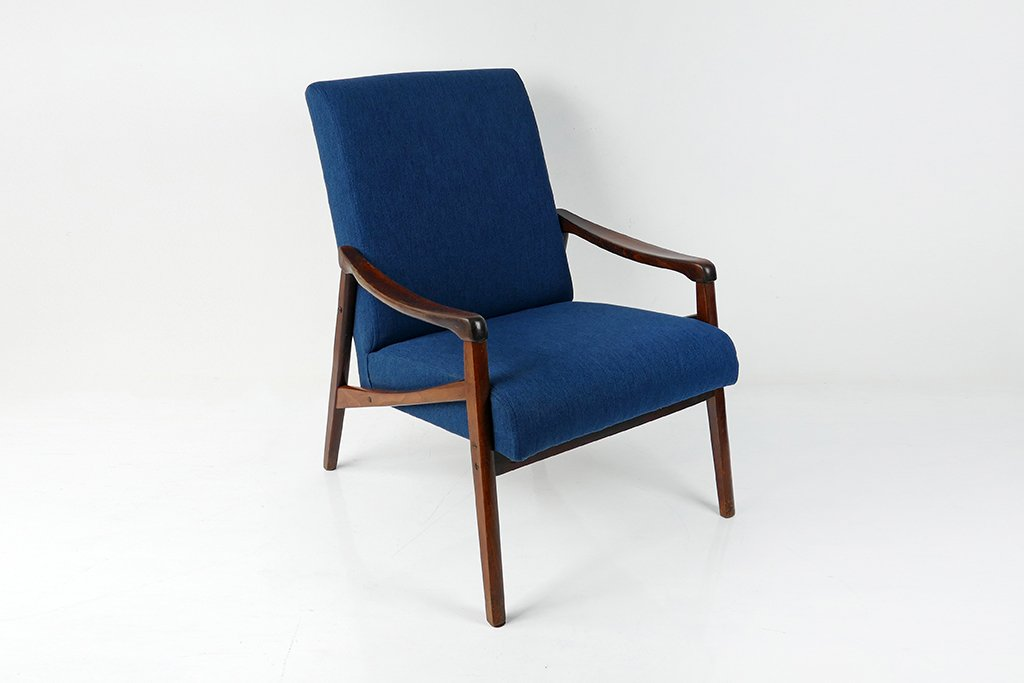 Vintage Lounge Armchair 1960s For Sale At Pamono