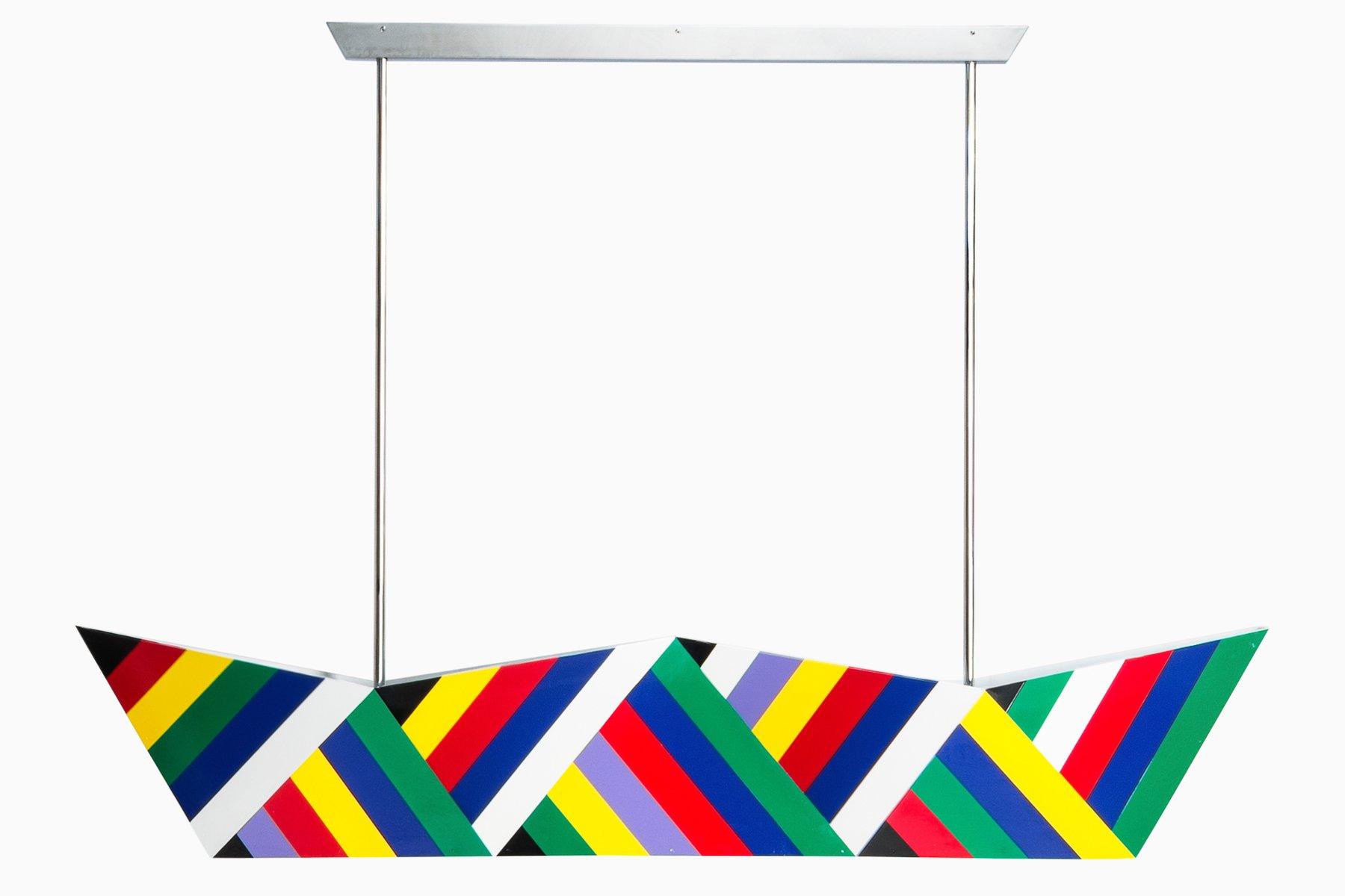 Deriva Decoration 1 Hängelampe von Alessandro Mendini