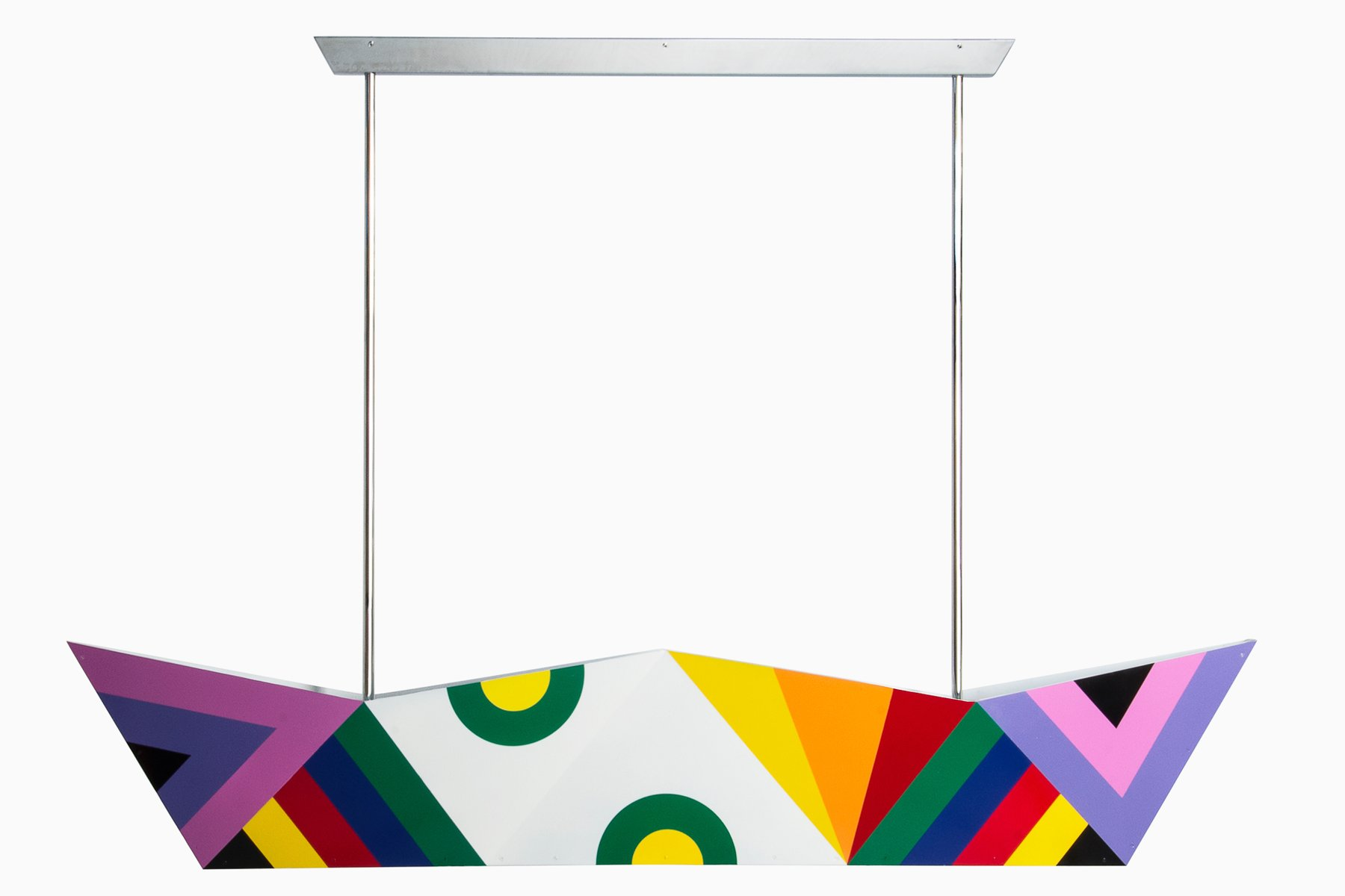 Deriva Decoration 3 Hängeleuchte von Alessandro Mendini