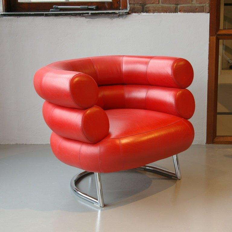 Bibendum ClassiCon Sessel von Eileen Gray
