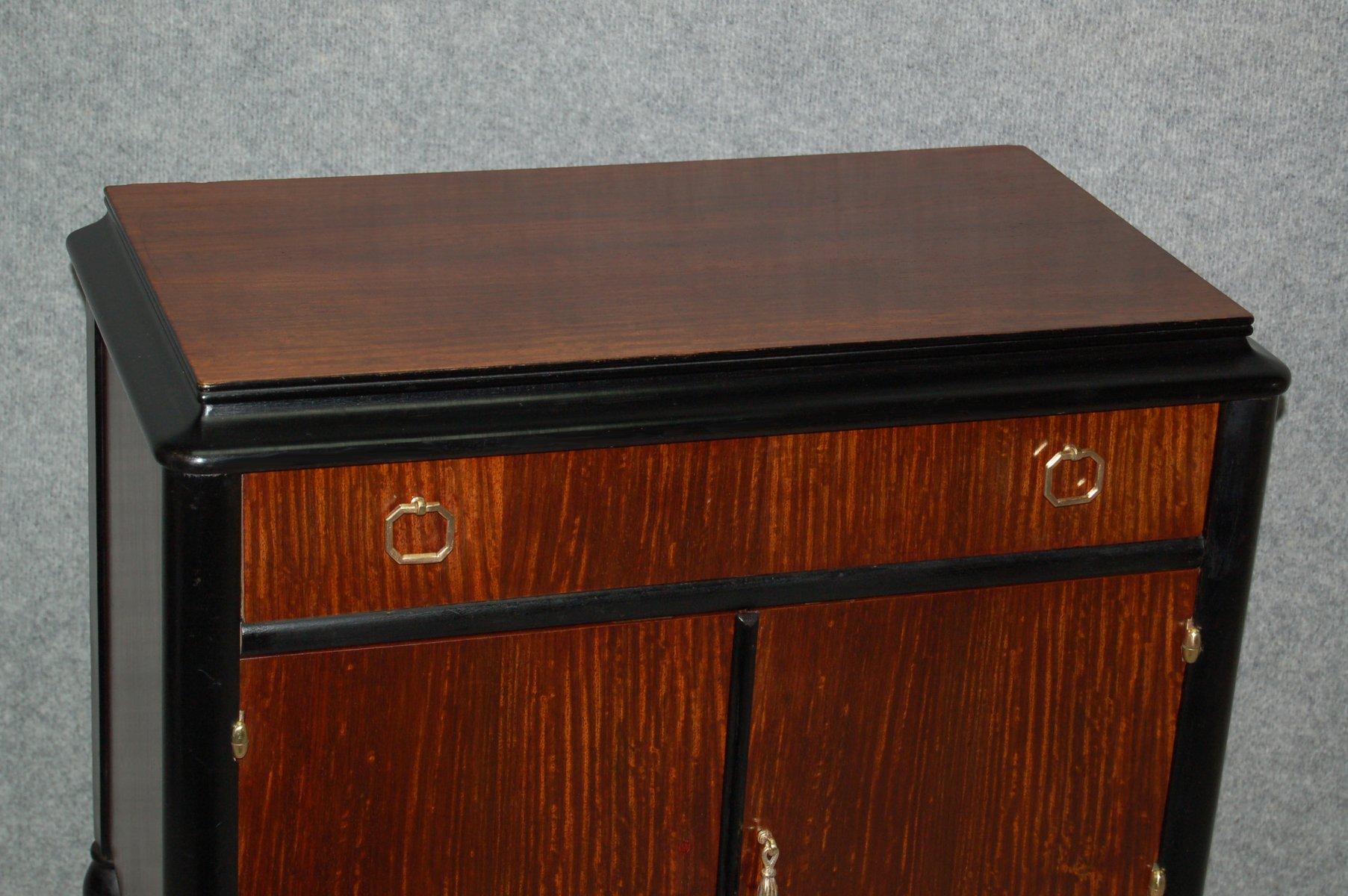meuble art d co par maurice dufr ne 1920s en vente sur pamono. Black Bedroom Furniture Sets. Home Design Ideas