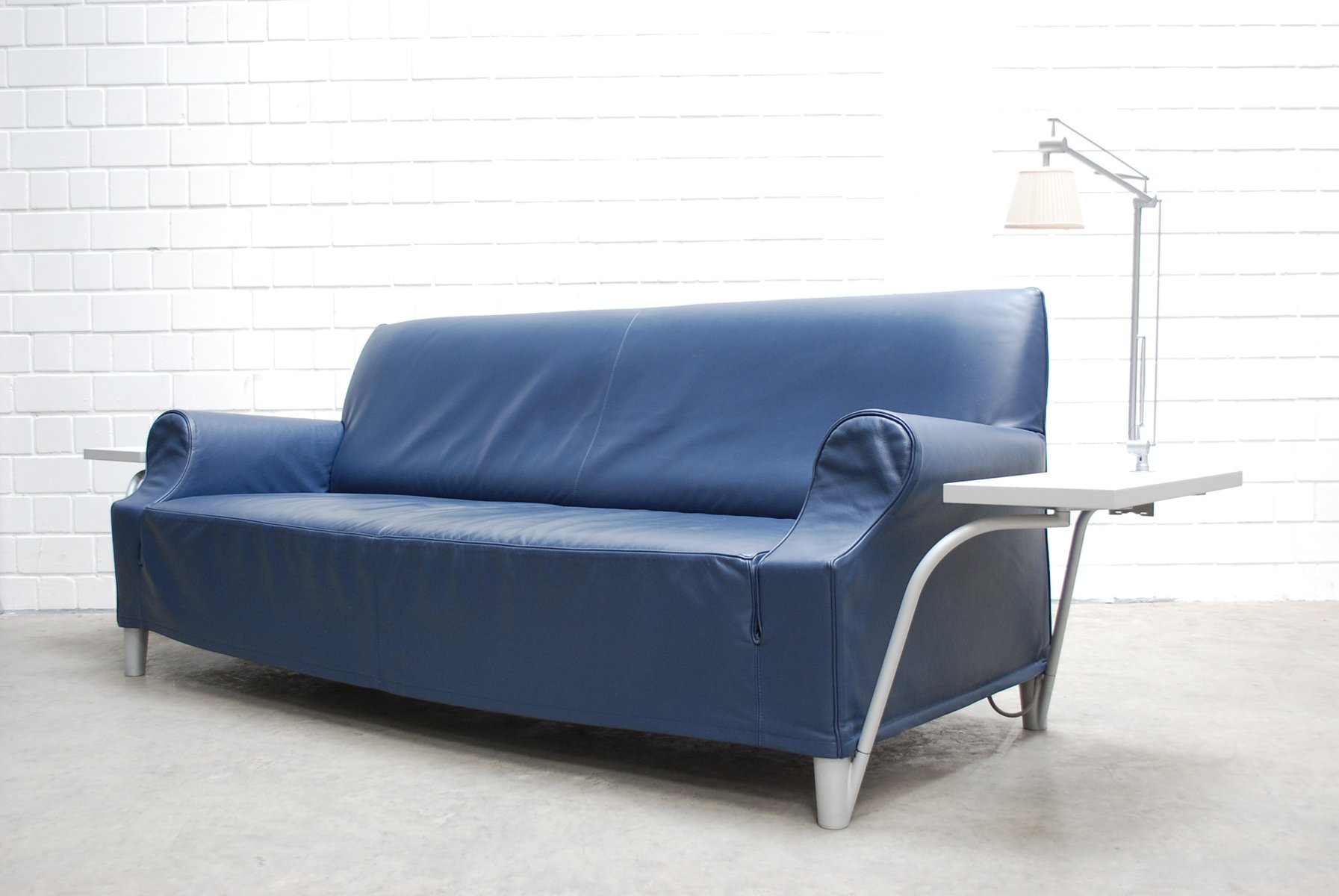 Vintage Lazy Working Sofa By Philippe Starck For Cina