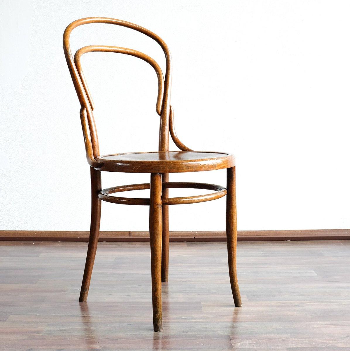 Chaise no 14 de thonet 1890s en vente sur pamono - Sedia thonet originale ...