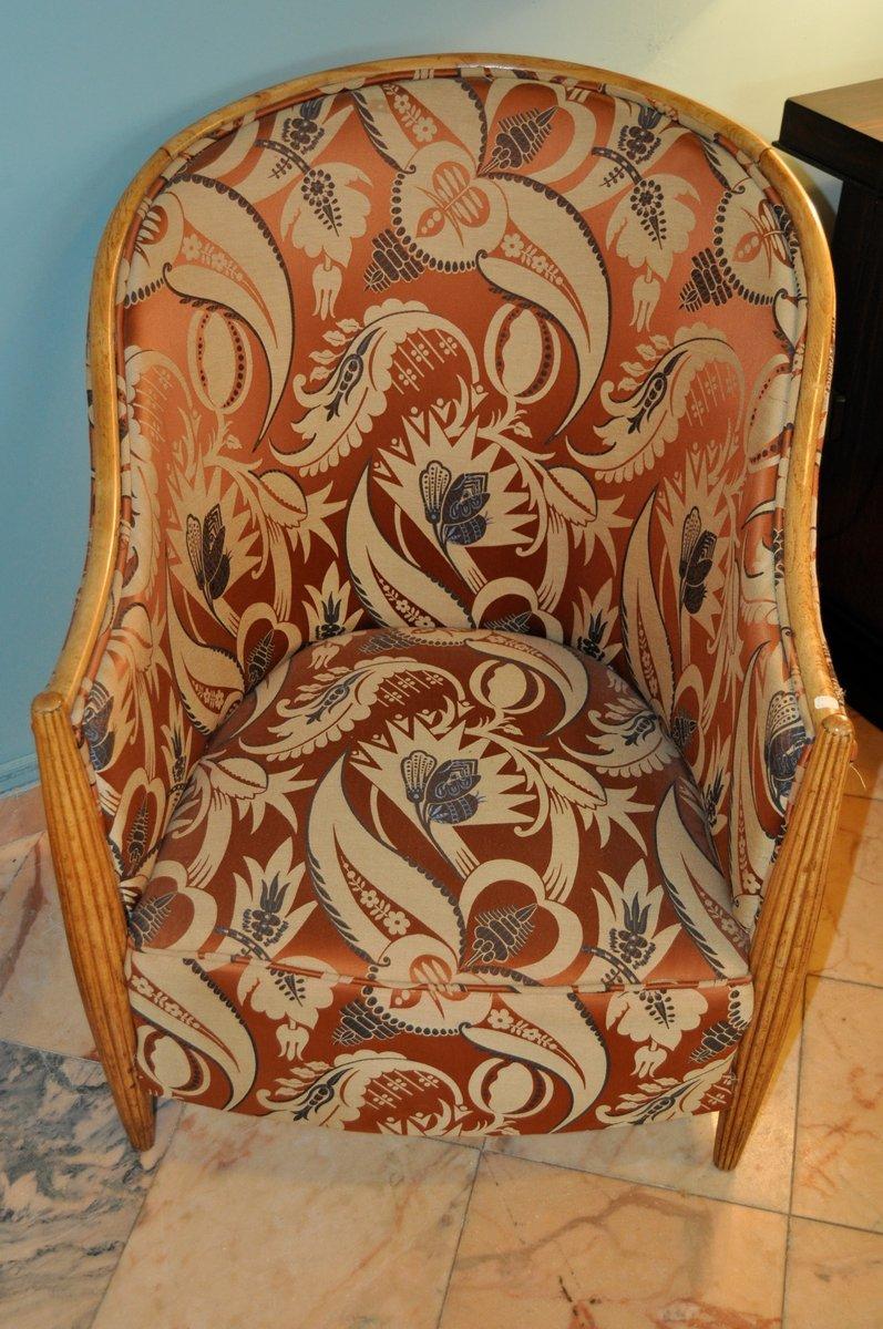 fauteuils berg re art nouveau 1900s set de 2 en vente sur pamono. Black Bedroom Furniture Sets. Home Design Ideas