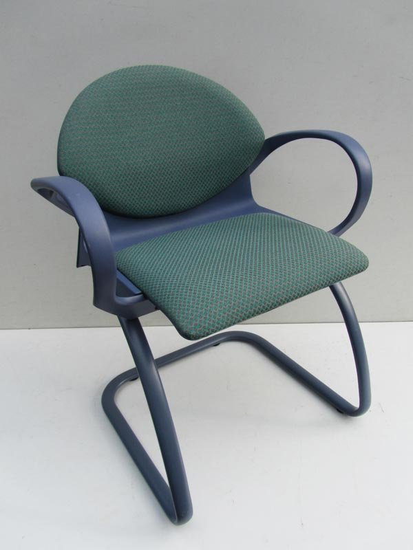 Modell 461 Bürostuhl von Gerd Lange für Steelcase, 1993