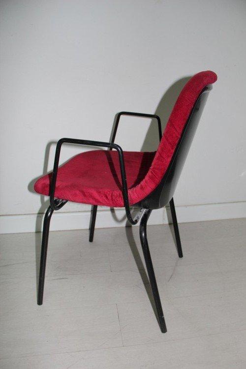 Sedia da scrivania vintage di mim anni 39 60 set di 2 in for Sedia da scrivania design