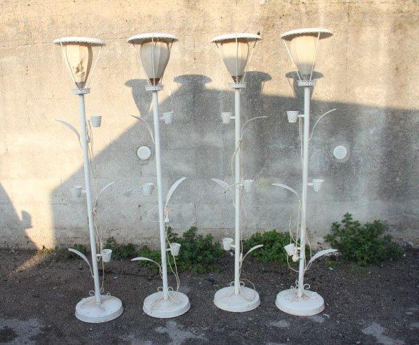 Mid-Century Stehlampe, 1950er