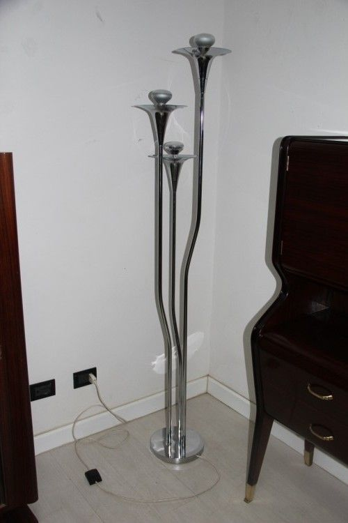 Stehlampe von Reggiani, 1960er