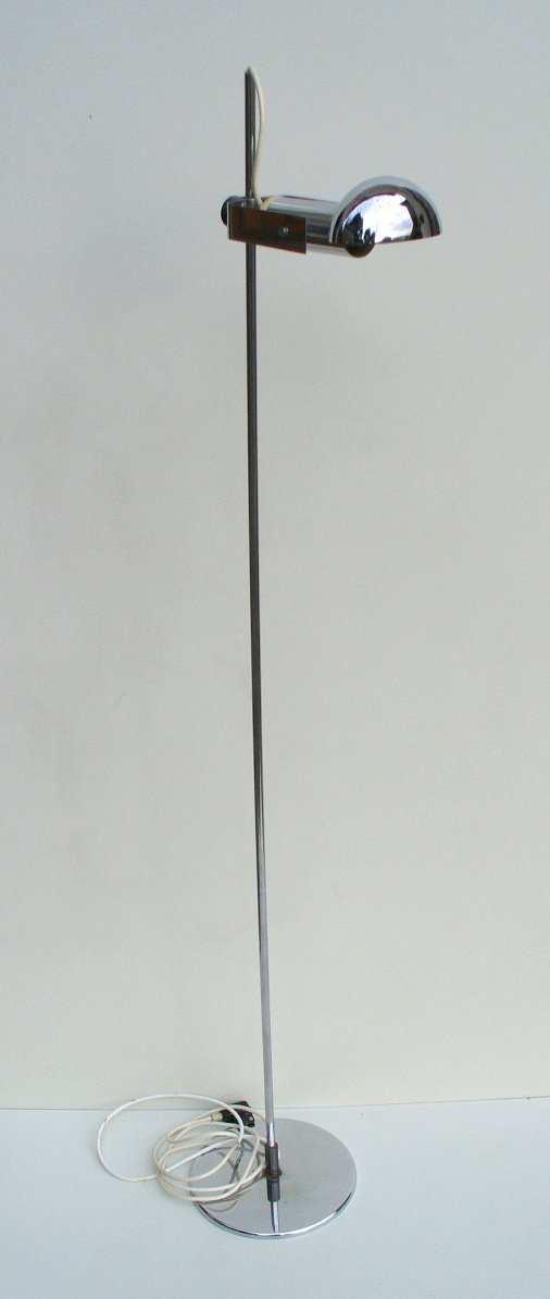 P395 Bodenlampe von Sonneman Robert von Luci