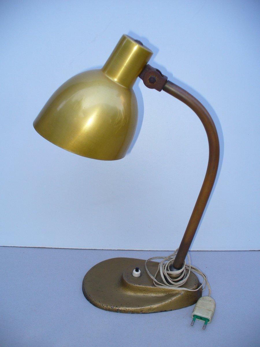vintage desk lamp by marianne brandt 1934 for sale at pamono. Black Bedroom Furniture Sets. Home Design Ideas