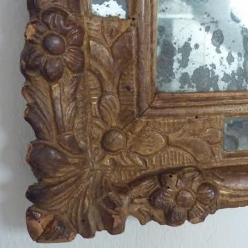 Specchio Antico Barocco 1680 In Vendita Su Pamono
