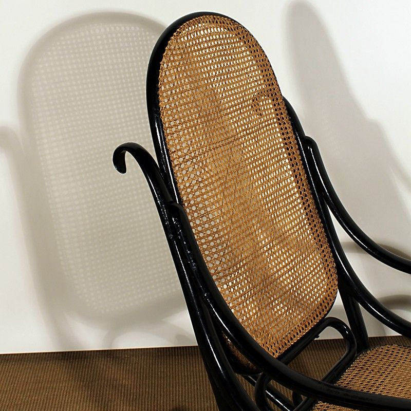 Rocking Chairs From Thonet 1920s Set Of 2 For Sale At Pamono