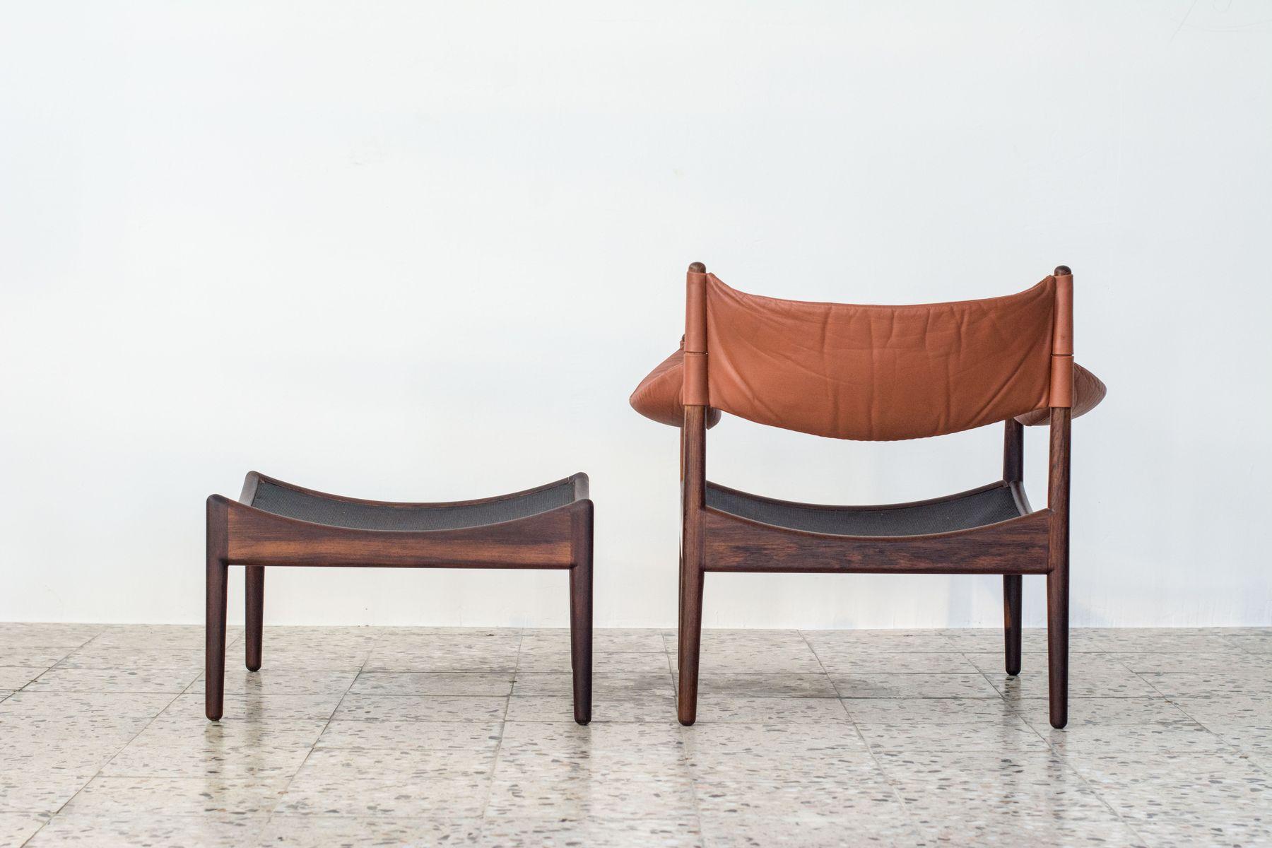 vintage modus palisander sessel ottomane von kristian vedel f r s ren willadsen bei pamono kaufen. Black Bedroom Furniture Sets. Home Design Ideas