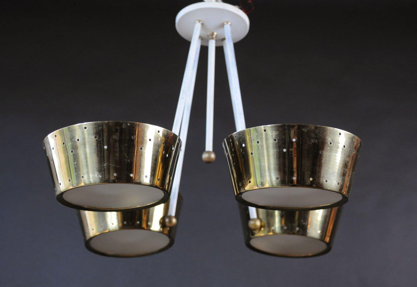 Deckenlampe von Lightolier, 1950