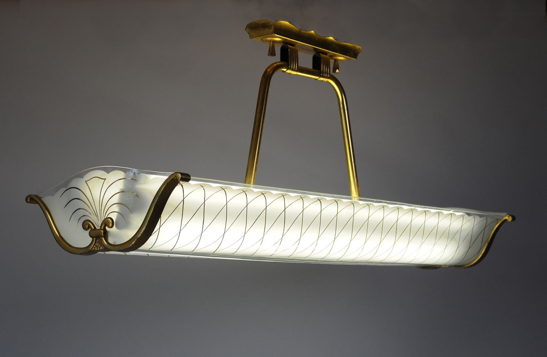 Lampe A Suspension De House Lunel France 1960s En Vente Sur Pamono