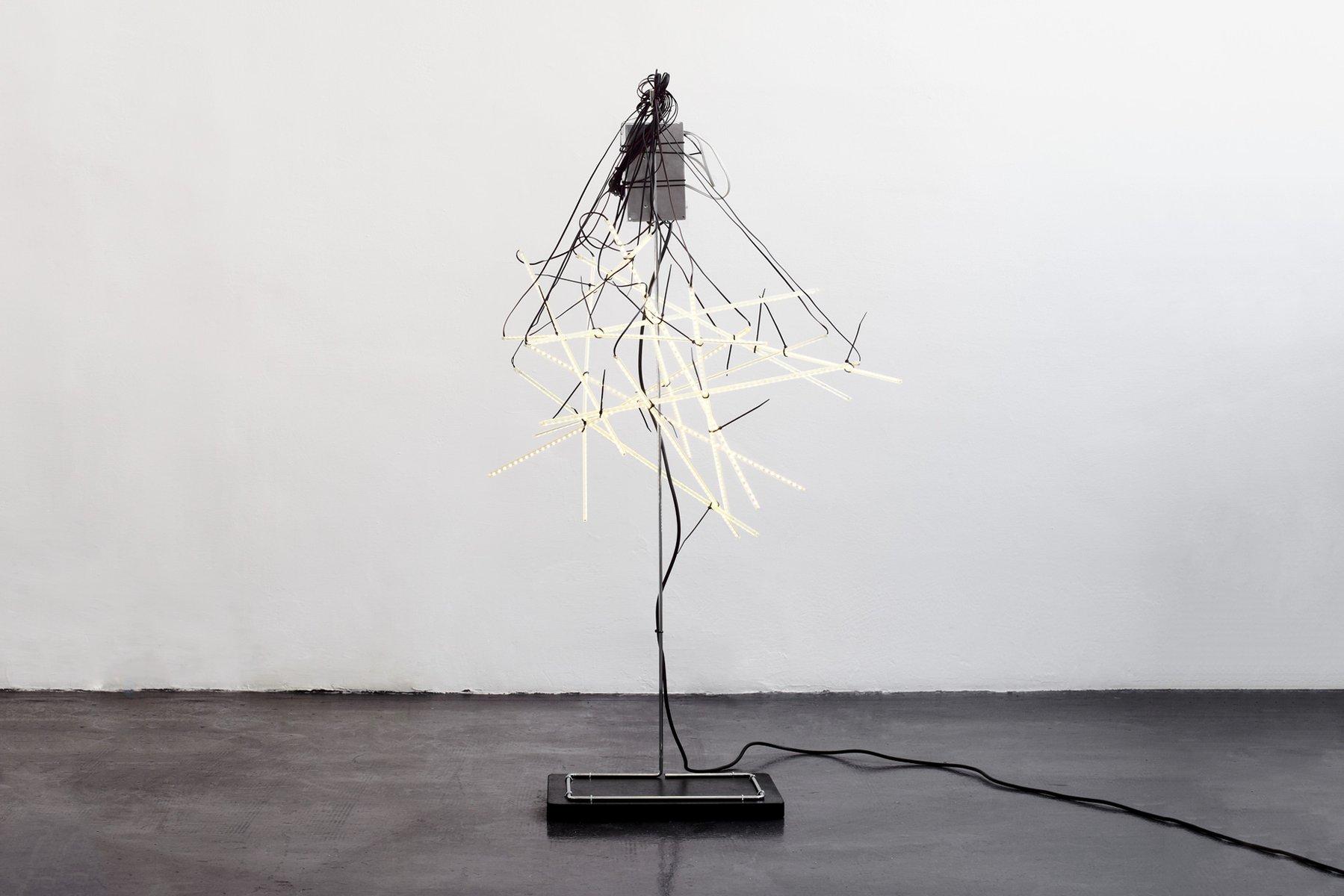 FractalLED Stehlampe von Arik Levy