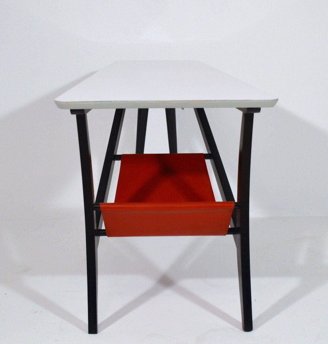 Mid Century Belgian Coffee Table, 1950s For Sale At Pamono