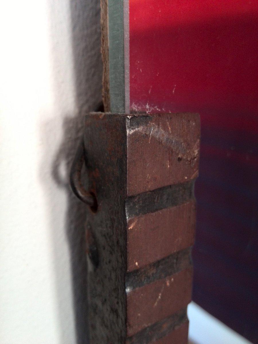 Specchio da parete antico in ferro battuto francia anni for Specchio da terra ferro battuto