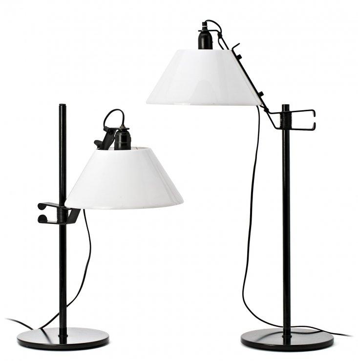 Vintage Tischlampen von Metalarte, 2er Set