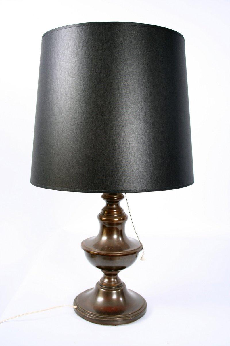 Spanische Vintage Metall Lampe